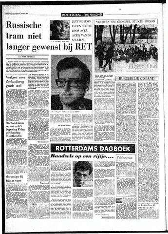Rotterdamsch Parool / De Schiedammer 1970-01-08