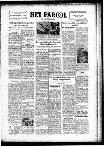 Rotterdamsch Parool / De Schiedammer 1946-07-10
