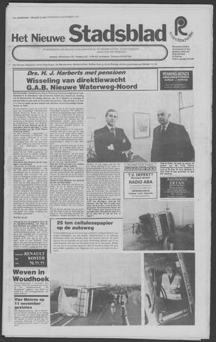 Het Nieuwe Stadsblad 1978-11-08