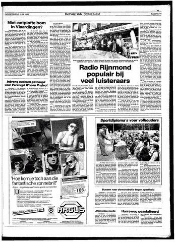Het Vrije volk 1988-06-02