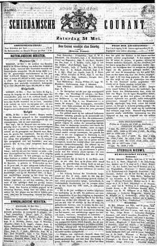 Schiedamsche Courant 1851-05-31