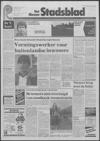 Het Nieuwe Stadsblad 1983-08-19