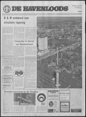 De Havenloods 1971-01-07