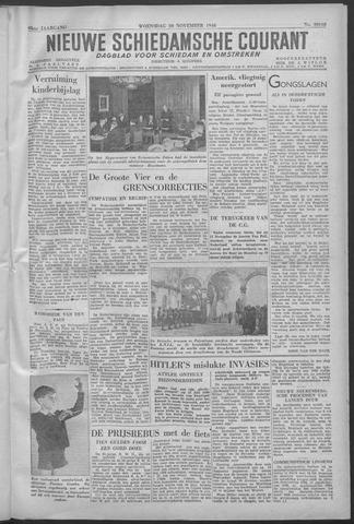 Nieuwe Schiedamsche Courant 1946-11-20