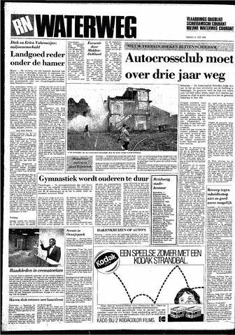 Rotterdamsch Nieuwsblad / Schiedamsche Courant / Rotterdams Dagblad / Waterweg / Algemeen Dagblad 1985-06-21