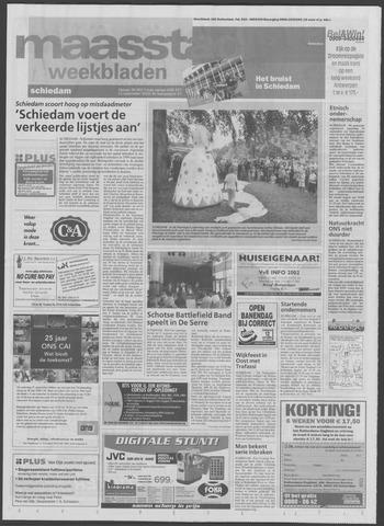 Maaspost / Maasstad / Maasstad Pers 2002-09-11
