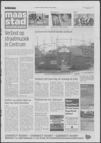 Maaspost / Maasstad / Maasstad Pers 2009-08-19