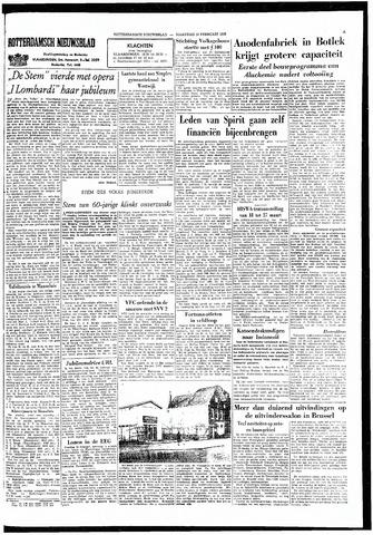 Rotterdamsch Nieuwsblad / Schiedamsche Courant / Rotterdams Dagblad / Waterweg / Algemeen Dagblad 1966-02-14