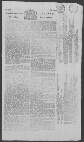 Rotterdamse Courant 1841-10-28