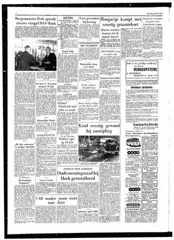 Rotterdamsch Parool / De Schiedammer 1955-07-09