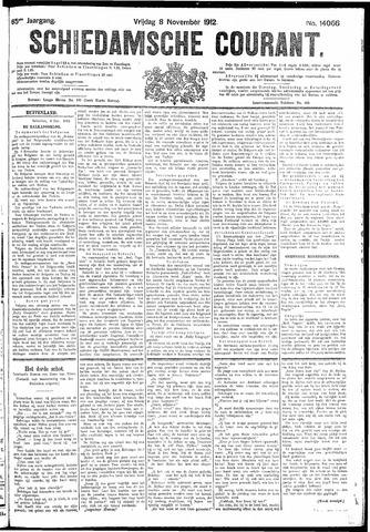 Schiedamsche Courant 1912-11-08