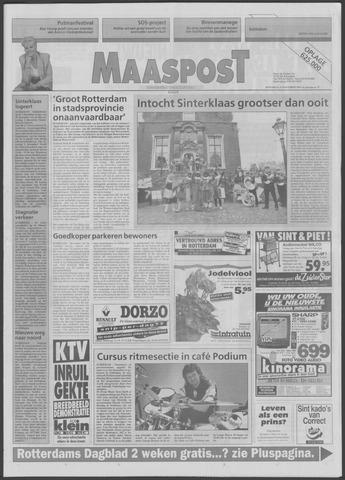 Maaspost / Maasstad / Maasstad Pers 1995-11-22