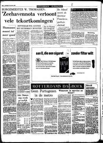 Rotterdamsch Parool / De Schiedammer 1966-11-19