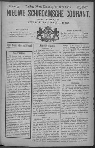 Nieuwe Schiedamsche Courant 1886-06-21