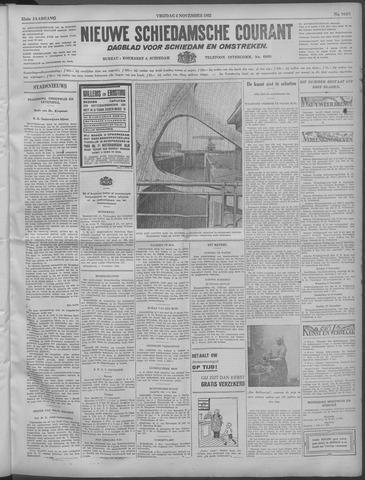 Nieuwe Schiedamsche Courant 1932-11-04