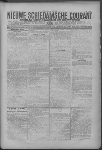 Nieuwe Schiedamsche Courant 1925-07-23