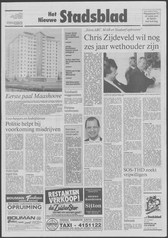 Het Nieuwe Stadsblad 1992-08-21