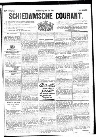 Schiedamsche Courant 1912-07-17