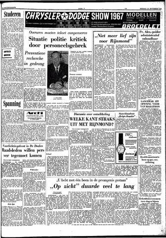 Trouw / De Rotterdammer 1966-11-15