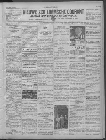 Nieuwe Schiedamsche Courant 1932-05-21