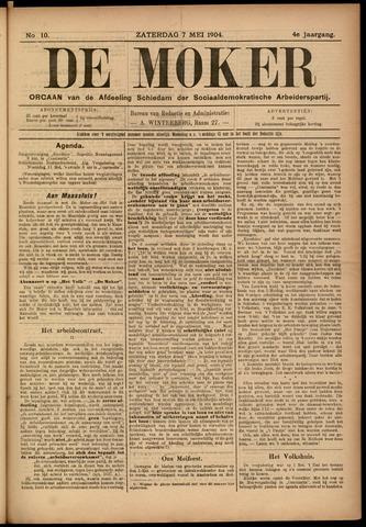 De Moker 1904-05-07