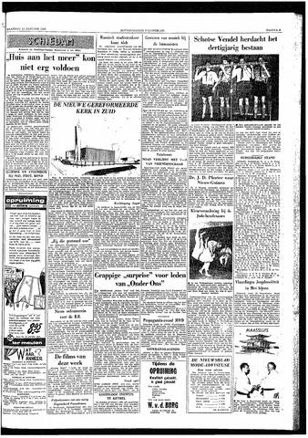 Rotterdamsch Nieuwsblad / Schiedamsche Courant / Rotterdams Dagblad / Waterweg / Algemeen Dagblad 1959-01-19