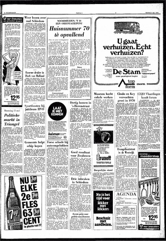 Trouw / De Rotterdammer 1970-05-08