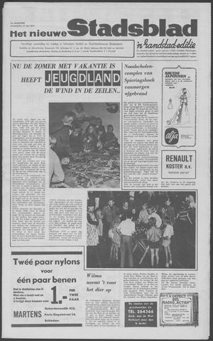 Het Nieuwe Stadsblad 1970-07-22