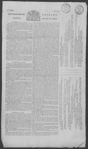 Rotterdamse Courant 1835-11-21