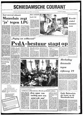 Rotterdamsch Nieuwsblad / Schiedamsche Courant / Rotterdams Dagblad / Waterweg / Algemeen Dagblad 1979-09-05