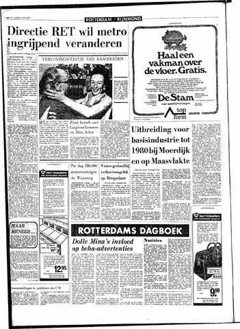 Rotterdamsch Parool / De Schiedammer 1970-05-01