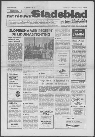 Het Nieuwe Stadsblad 1966-07-15