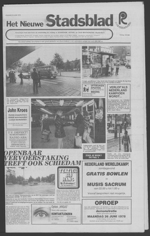 Het Nieuwe Stadsblad 1978-06-23