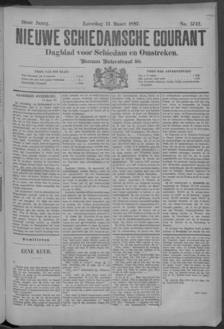 Nieuwe Schiedamsche Courant 1897-03-13