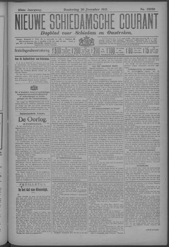Nieuwe Schiedamsche Courant 1917-12-20