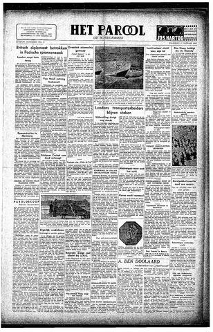 Rotterdamsch Parool / De Schiedammer 1947-01-13