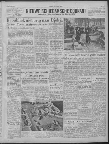 Nieuwe Schiedamsche Courant 1949-03-11