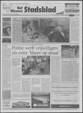 Het Nieuwe Stadsblad 2003-07-23