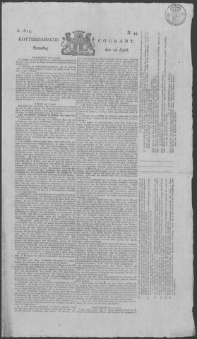 Rotterdamse Courant 1823-04-12