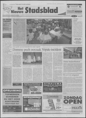 Het Nieuwe Stadsblad 2003-07-03