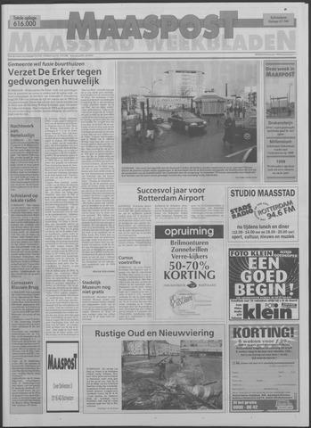 Maaspost / Maasstad / Maasstad Pers 1999-01-06