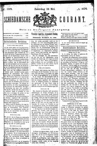 Schiedamsche Courant 1879-05-24