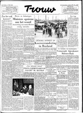 Trouw / De Rotterdammer 1955-05-17