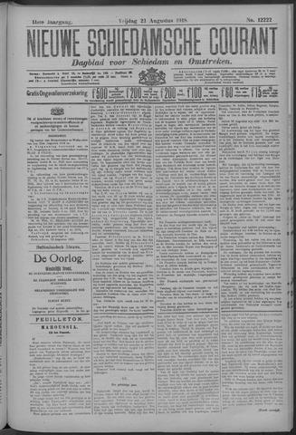 Nieuwe Schiedamsche Courant 1918-08-23