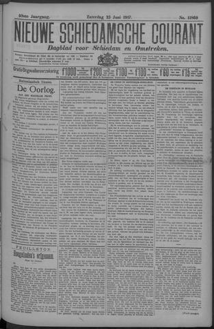 Nieuwe Schiedamsche Courant 1917-06-23