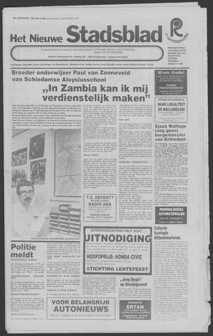 Het Nieuwe Stadsblad 1979-09-05