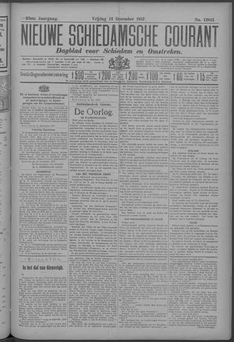 Nieuwe Schiedamsche Courant 1917-12-14