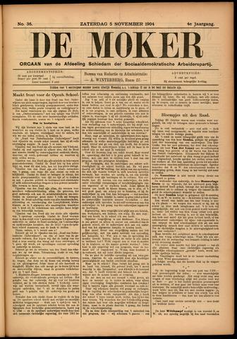De Moker 1904-11-05