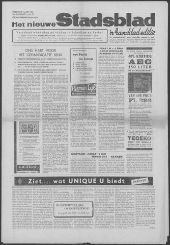 Het Nieuwe Stadsblad 1963-03-22