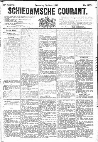 Schiedamsche Courant 1910-03-30